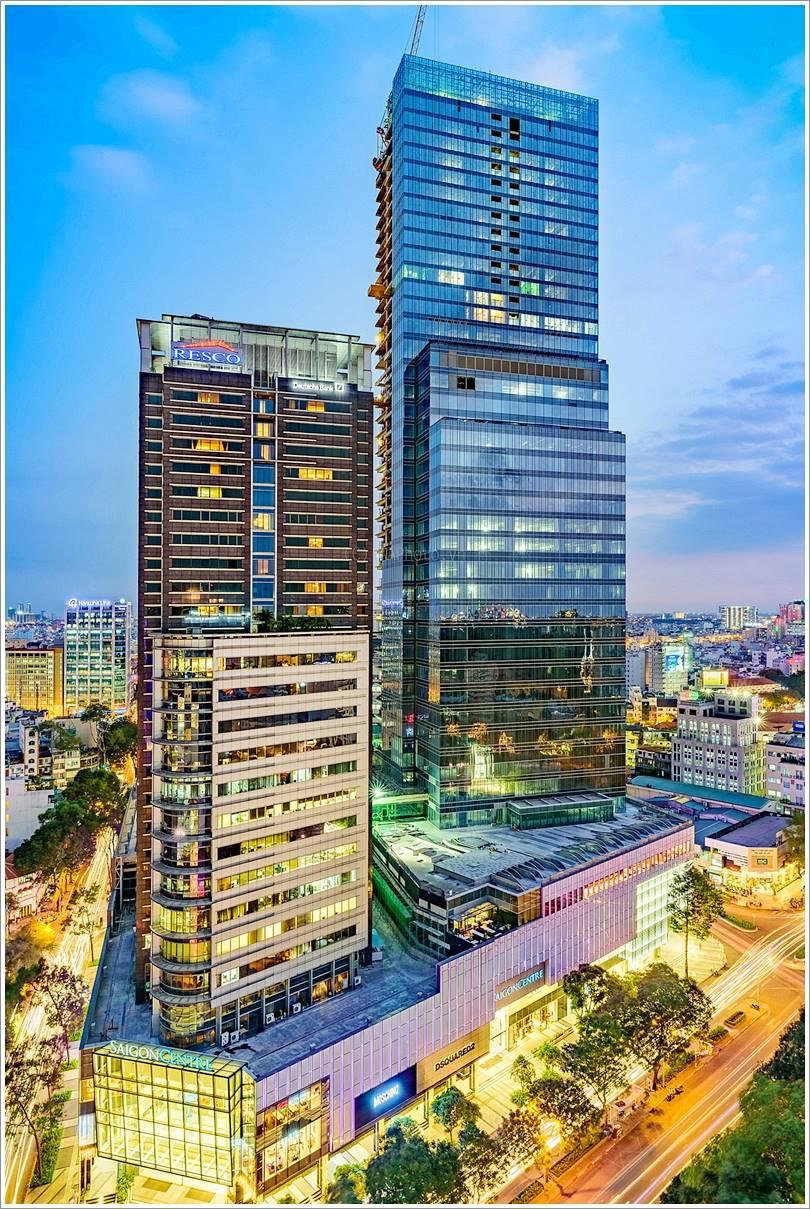 Tòa cao ốc Saigon Centre Phase 2 Quận 1